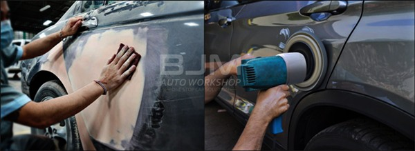 body repair di semarang